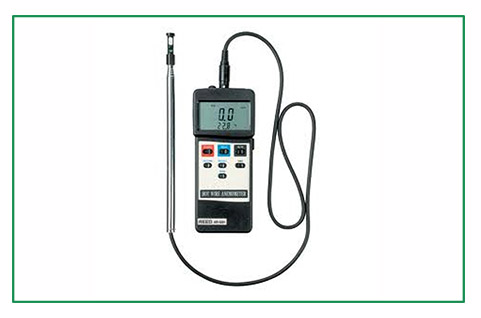 thermo anemometro